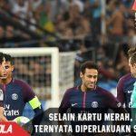 Selain dikartu Merah, Ternyata Neymar juga dapat perlakuan buruk