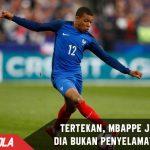 Merasa Tertekan, Mbappe jelaskan ia bukan Penyelamat Prancis
