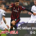 Hanya Bisa Imbang Suguh AEK Athens, Milan Di Ujung Tanduk