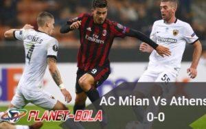hasil-liga-eropa-ac-milan-vs-athens-0-0