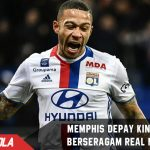 Keluar dari Manchester, Depay malah ingin gabung Real Madrid