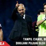 Main Cantik dan gagalkan Penalty, Guardiola Hujani pujian ke Bravo