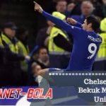 Liga Inggris: Chelsea Sukses Bekuk Manchester United 1-0