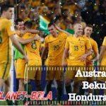 Bekuk Honduras 3-1 Australia Melaju ke Final Piala Dunia 2018