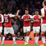 Arsenal Dapat Kabar Gembira Jelang Laga Lawan Man. City