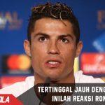 Tertinggal 8 Point dari Barca, Ini Respon santai Ronaldo