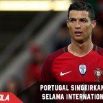 "Coach Portugal ""Singkirkan"" Ronaldo selama International Break kali ini"