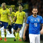 Italia Tidak Lolos Ke Piala Dunia 2018