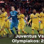 Hasil Penyisihan Liga Champions Grup D: Juventus Susul Barcelona ke 16 Besar Usai Tekuk Olympiakos 2-0