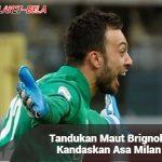 Hasil Liga Italia, Sundulan Maut Kiper Benevento Kandaskan Kemenangan AC Milan