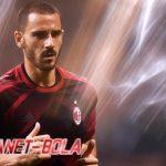 Bonucci Tinggalkan AC Milan Demi ke Manchester City