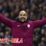 Guardiola Sumringah Kalahkan West Ham 2-1