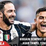 Higuain Semprot Dybala agar lebih tenang di Derby d'Italia