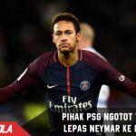 Pihak PSG ngotot takkan jual Neymar ke Real Madrid