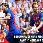Jumpa Messi di Group Stage Pildun 2018, Rakitic kegirangan