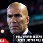 Tren Madrid sedang Bobrok, Perez justru memuji Zidane!