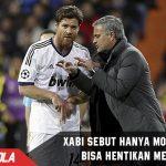 Xabi Sebut hanya Mourinho yang bisa hentikan Messi