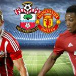 Laporan Manchester United vs Southampton
