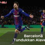 La Liga Spanyol Pekan ke-21: Barcelona Tundukkan Alaves 2-1