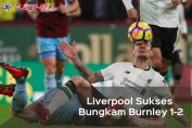 liverpool vs burnley 1-2