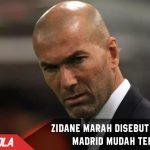 Zidane Marah ketika Dibilang Serangan Madrid mudah dibaca
