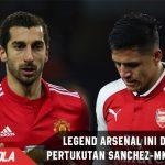 Legend Arsenal ini Setuju Barter Alexis dengan Mkhitaryan
