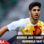Man City inginkan Asensio sebagai pengganti Sanchez