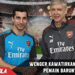 Terpaksa ditukar, Wenger ragu kepercayaan diri Mkhitaryan