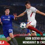 Mengejutkan! Inter tolak mentah mentah Tawaran Chelsea untuk Dzeko