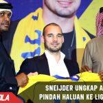 Ternyata gara gara hal ini Sneijder pindah ke Qatar!