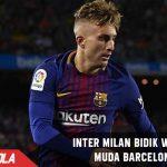 Winger muda Barcelona semakin dekat dengan Inter Milan