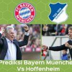 Prediksi Bayern Muenchen Vs Hoffenheim: Raksasa Jerman Tak Terkalahkan