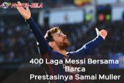 Prestasi-Messi