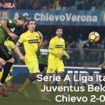 Serie A Liga Italia: Juventus Bekuk Chievo 2-0