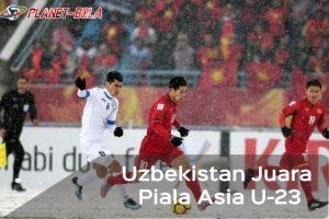 Uzbekistan-Juara-Piala-Asia-U-23