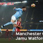 Hasil Liga Inggris Pekan 22: Manchester City Jamu Watford 3-1