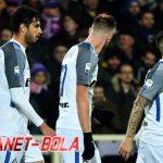Inter Milan Kembali Gagal Raih Kemenangan