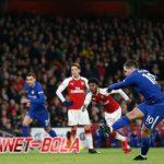 Eden Hazard Chelsea Gagal Kalahkan Arsenal