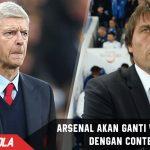 Arsenal dikabarkan akan menggantikan Wenger dengan Conte