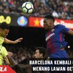 Barcelona gagal raih poin penuh lawan Getafe di Camp Nou