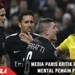 Kalah dari Madrid, PSG dihujat oleh Media Paris