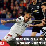 Mourinho Kecewa pemainnya tidak bisa cetak gol di Sevilla