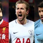 Harry Kane, Mohamed Salah atau Sergio Aguero? Siapa yang akan memenangkan Premier League Golden Boot?