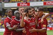 Liverpool Lolos ke Babak Perempat Final Liga Champion 2018