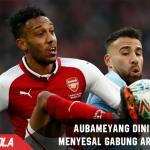 Aubameyang Dikabarkan Menyesal Bergabung Dengan Arsenal