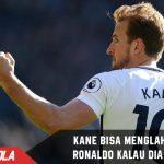 Ronaldinho sebut Kane bisa mengalahkan rekor rekor Ronaldo