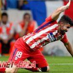 Gagal Sumbang Gol untuk Atletico Madrid, Diego Costa Tetap Dipuji