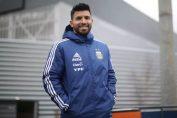 Cederanya Pulih, Sergio Aguero Yakin Bersinar di Piala Dunia 2018