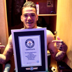 Tendangan Ederson Moraes Masuk Guinness Book of Records