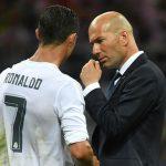 Zidane: Saya Berharap Ronaldo Bertahan di Real Madrid